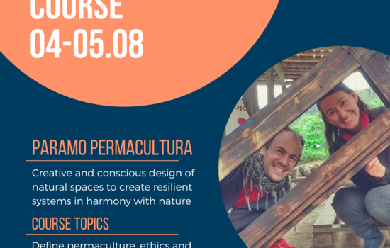 Imagen de Introduction to Permaculture Course - August 2018 - Permacultura Colombia